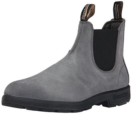 Blundstone Mens Suede Original Series Boot Charcoal H06inxeZ