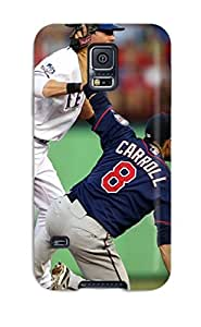 Awesome Design Minnesota Twins Hard Case Cover For Galaxy S5