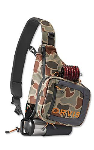 Orvis Safe Passage Sling Pack/Only Safe Passage Sling Pack, Brown Camo