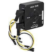 MonkeyJack Hawk Eye FPV Camera Mini HD DVR HMDVR Recorder for Racing Drone Quadcopter