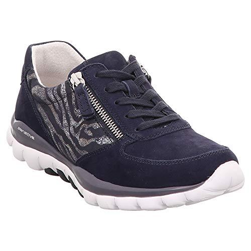 38 5 Donna Eu 36 968 blu Gabor 26 Blu Blu Sneaker z8CaTq
