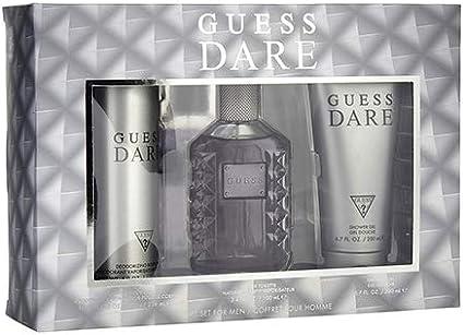 Guess Dare Eau De Toilette for Men, 3.4
