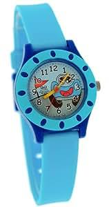 Q&Q Kid's Car watch with Blue Plastic Strap #VQ13J001Y