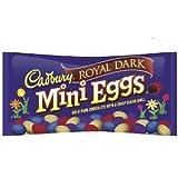 Cadbury Royal Dark Mini Eggs, 10-Ounce Bag (Pack of 3)