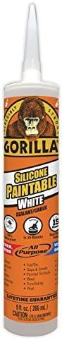 Gorilla Paintable Waterproof Resistant Cartridge