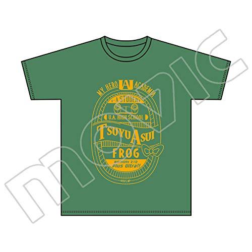 僕のヒーローアカデミア ヒーローTシャツ vol.2 蛙吹梅雨 女性用フリーサイズの商品画像