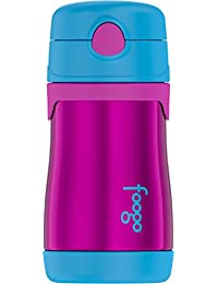 Thermos FOOGO Vacuum Insulated Stainless Steel 10-Ounce...