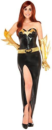 (Rubie's Costume Co Women's Standard Superhero Style Batgirl, As Shown,)