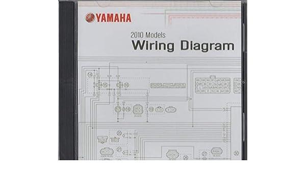 Yamaha Motorcycle Schematic