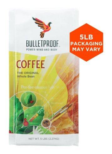 Bulletproof Coffee (Original, 5lb Whole Bean)