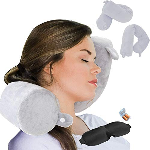 ZOYLEE Shoulder Support Airplane Traveling product image