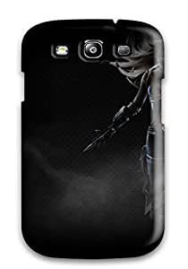 Pauline F. Martinez's Shop Premium Case With Scratch-resistant/ Irelia Case Cover For Galaxy S3 9781399K95729217