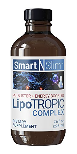 B12 LipoTropic Complex Fat Buster + Energy Booster (15 Day Supply)