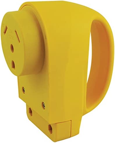 New Free Shipping 125//250V ParkPower 50A Male Replacement Plug