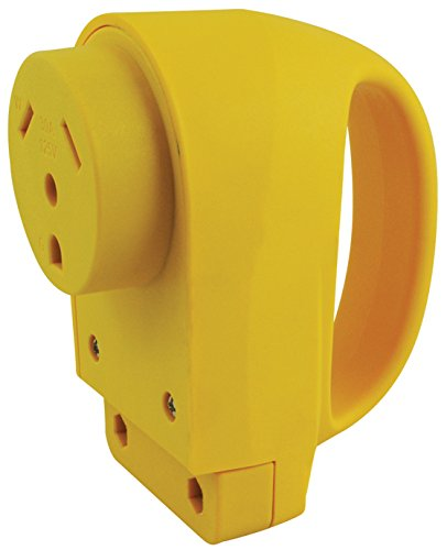 Marinco 30FCRV ParkPower 30 Amp, 125V Female Replacement Connector ()