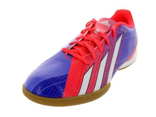 Adidas-Mens-F10-IN-TurboBlack1Runwht-Indoor-Soccer-Shoe-7-Men-US