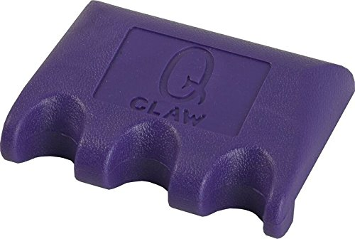 (Q Claw 3 Cue Holder Purple)