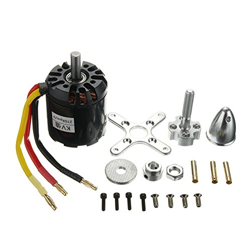 Quickbuying New Arrival Brushless Outrunner Motor N5065 270KV 1665W For DIY Electric Skate Board