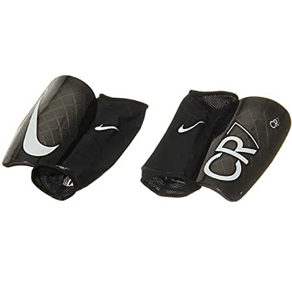 6528aa7be7e Buy Nike Mercurial Lite CR7 Cristiano Ronaldo Shin Guard (Black) XS Online  at Low Prices in India - Amazon.in