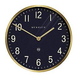 Newgate-Clocks Mr Edwards Wall Clock - Radial Brass