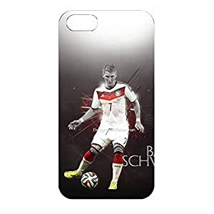 personalized The Football Player Of Bayern Philipp Lahm Phone Case for Iphone 6/6s 4.7 (inch) Bayern Munich