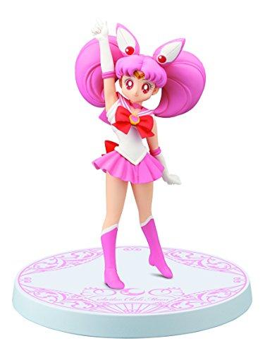 - Banpresto Sailor Moon Girls Memory Figure Series 4.3-Inch Sailor Chibi Moon Figure