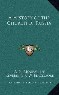 Download A History of the Church of Russia(Hardback) - 2010 Edition ebook