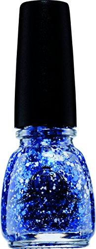 Trosani Nagellack glitter Queen - Operation Midnigh, 1er Pack (1 x 17 ml)