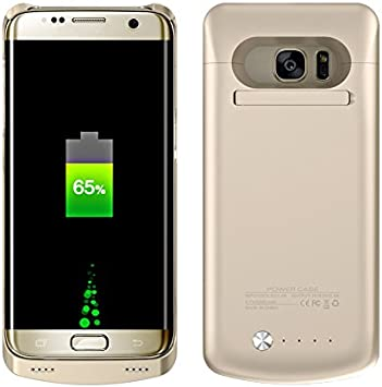 Funda Batería Samsung Galaxy S7 Edge 5200mAh , BasicStock Power ...