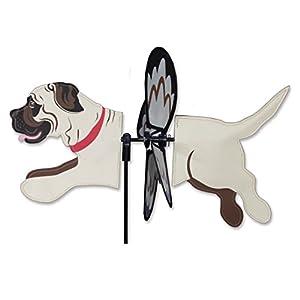 Premier Kites Petite Wind Spinner for Patio, Lawn, Garden | 100% Rain & UV Resistant Polyester - Aerodynamic, Sturdy Long Lasting Dog Wind Spinner (Mastiff) 3
