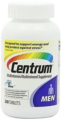 Centrum Mens Multivitamin/Multimineral Supplement
