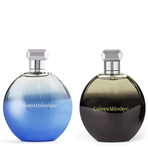Catherine Malandrino Style De Paris & Romance De Provence Fragrance Bundle Parfum, 1.75 lb.