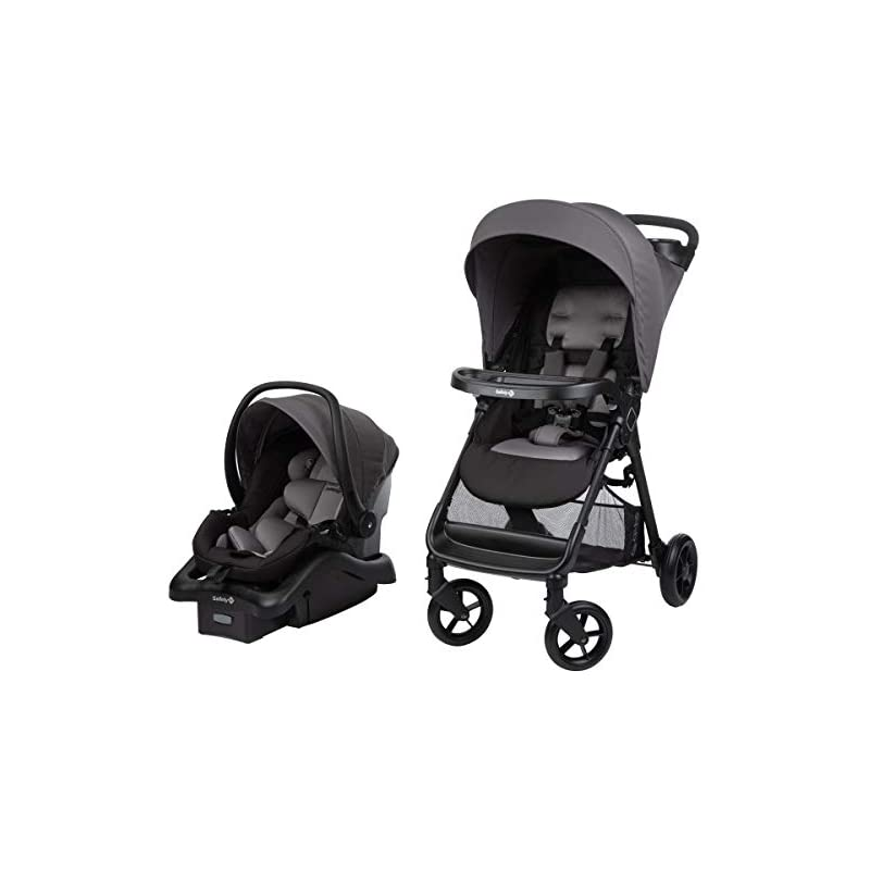 Safety 1st Smooth Ride Travel System wit