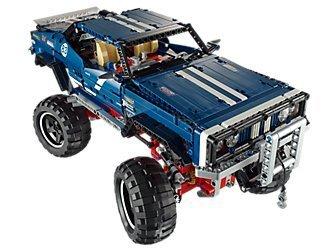 LEGO Technic 4x4 Crawler Exclusive Edition Set 41999