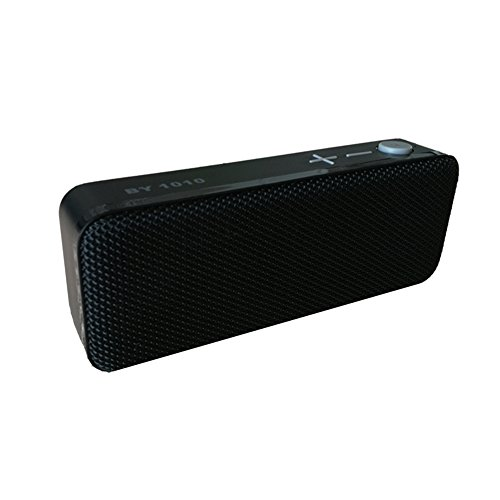 Wireless Bluetooth Speaker, Mazker Portable Outdoor Stereo Speaker with Supper Lounder,Cristal Clear Sound, Build-In Dual Driver Speaker, Bluetooth 4.1,Handfree Calling,FM Radio,TF Slot and USB Audio