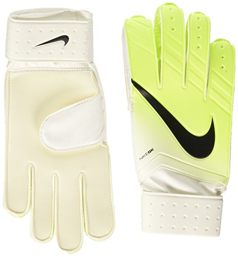 Nike Match Goalkeeper Football Glove [WHITE] (9) ()