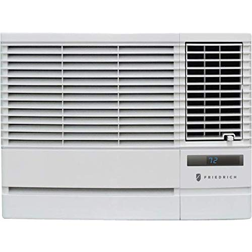 Replace Air Conditioning - Friedrich Air Conditioning Co. CP08G10B Air Conditioner, 8000 Btu, White