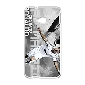 Cristiano Ronaldo Bestselling Hot Seller High Quality Case Cove Hard Case For HTC M7