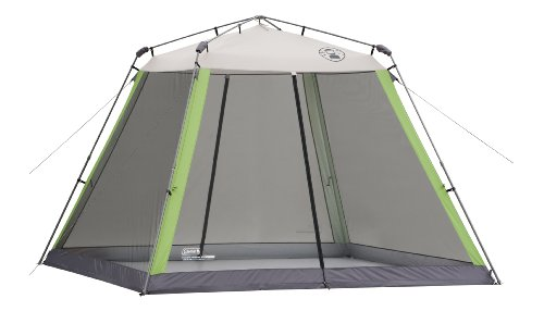 Coleman 10 x 10 Instant Screened Shelter, Outdoor Stuffs
