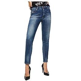 Diesel Jeans Donna Babhila 00S7LX0098Z blu Medio PE20