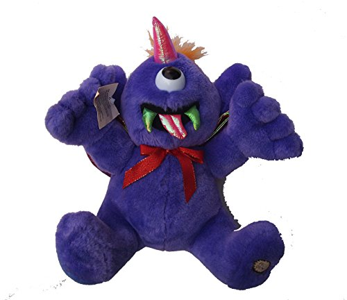 One Eyed One Horned Purple People Eater Singing & Dancing stuffed toy (One Eyed One Horned Flying Purple Eater Toy)