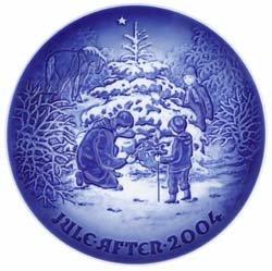 (Royal Copenhagen Bing & Grondahl 2004 Christmas Plate (1902204))