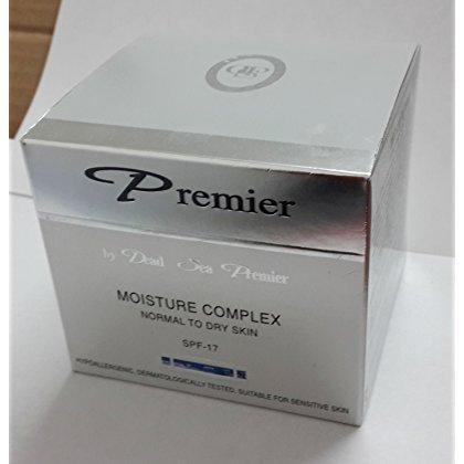 Dead Moisture Sea Cream - Premier Active Moisture Complex - Normal to Dry Skin