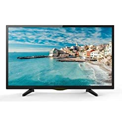 Linsar 40LED320 40 inch LED TV, Full HD 1980×1080, Freeview HD, Black (Energy Class A)