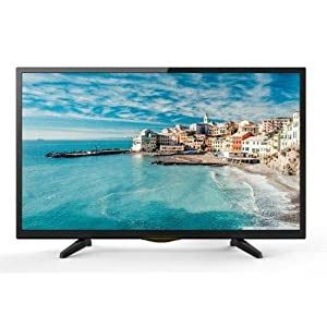 Linsar 32LED320 32 inch LED TV, HD Ready, Freeview HD, Black (Energy Class A)