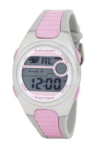 Dunlop Reloj Digital para Mujer de Automático con Correa en Plástico DUN-194-M05: Amazon.es: Relojes
