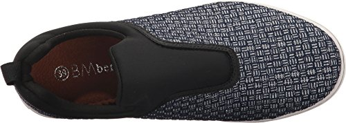 Bernie Mev Womens Joan Navy Lurex