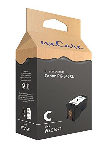 Wecare WEC1671 cartucho de tinta Negro 15 ml - Cartucho de ...