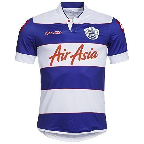 2013-14 QPR Home Lotto Football Shirt B00EHYYGJGWhite Small 36-38\