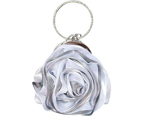 Pochette Pochette silver femme pour Dilize femme silver pour pour Pochette Dilize Dilize FAA1qE